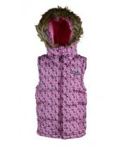 Pidilidi PD1011 PUFFY vesta dívčí