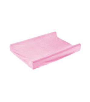 Návlek na přebalovací podložku Sensillo 50x70 světle růžový