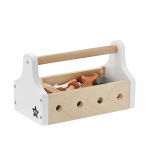 Dřevěné nářadí v boxu Star
