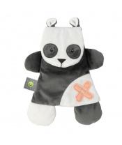 NATTOU Mazlíček s termoforem Buddiezzz panda