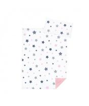 KLUPS Deka s polštářkem 75x100 Velvet Pink