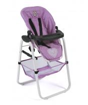 Bayer Chic Vysoká jídelní židlička pro panenky