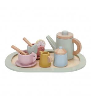 TIAMO dřevěný čajový set