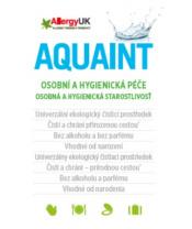 Aquaint 100% ekologická čisticí voda 500 ml