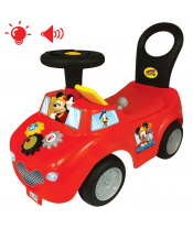 Kiddieland Odrážedlo elektronické Mickey s mobilem a zvukem od 12-36 měsíců od 12 měsíců
