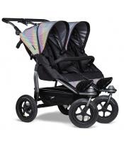 TFK Duo stroller - air wheel glow in the dark