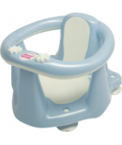 Sedátko do vany Flipper Evolution světle modré 55