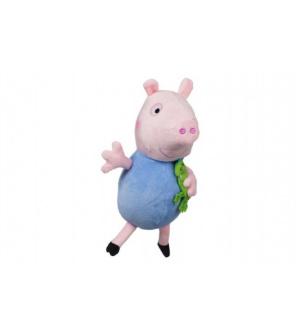 Prasátko Peppa postavička Tom plyš 35,5cm v sáčku 0m+