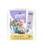 BELLA HAPPY Dětské podložky 60 x 60 cm (30 ks)