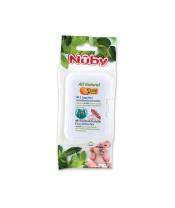 Ubrousky antibakteriální All Natural 48ks